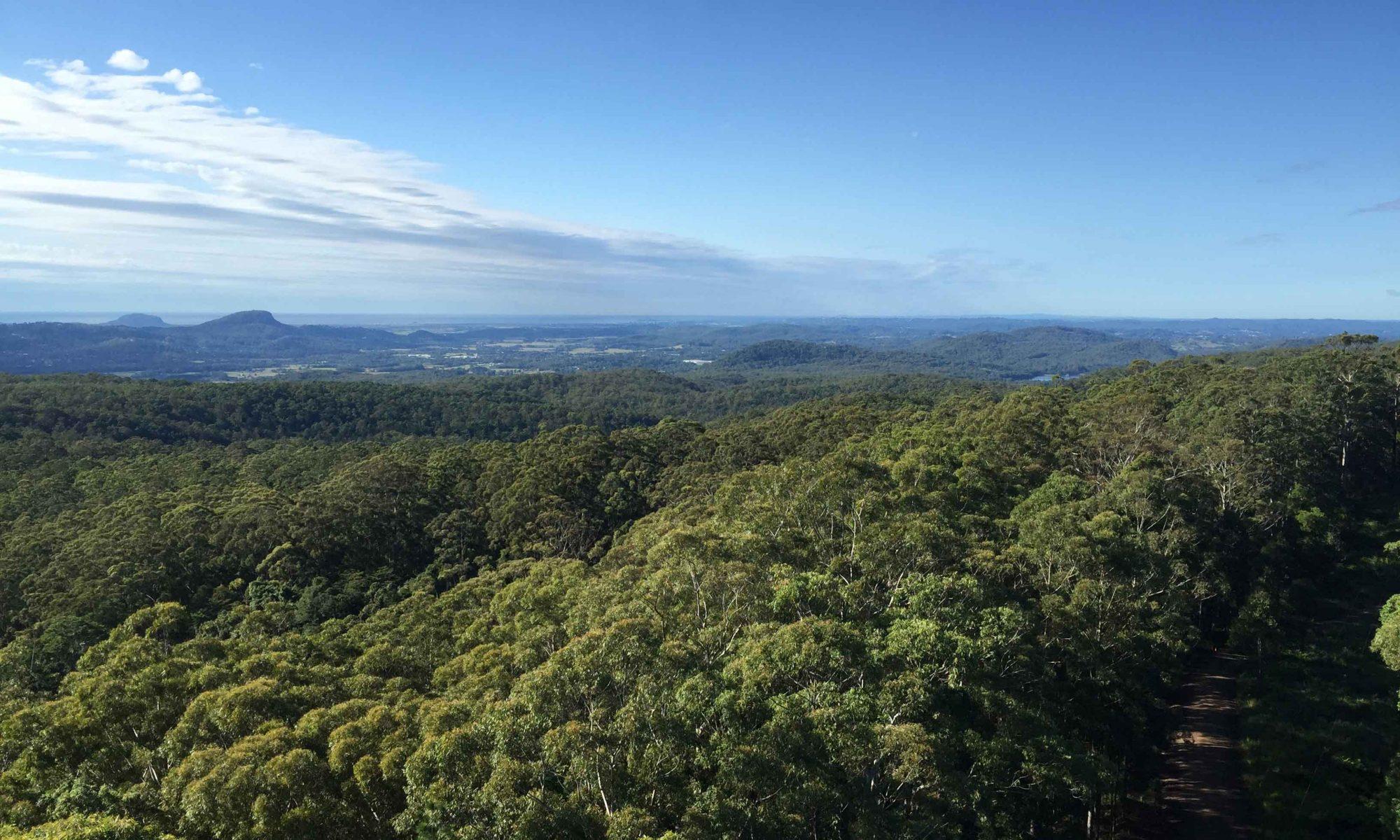 Sunshine Coast Hinterland